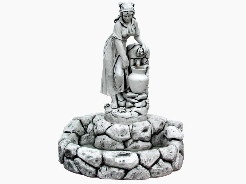 Kamenica i statua Melisa