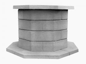 Bunar 215K ( sivi cement prani )